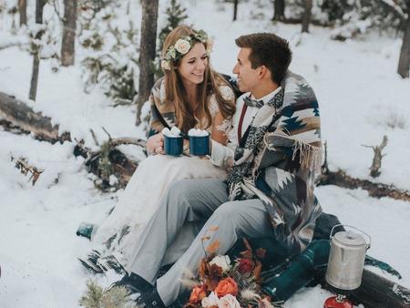 冬季新娘需要它!又美又暖的斗篷披肩 讓你不受冷風吹~