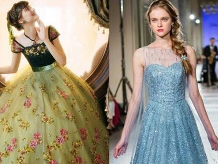 腦粉還不穿上!日本「迪士尼公主婚紗」冰雪奇緣夢幻登場❄