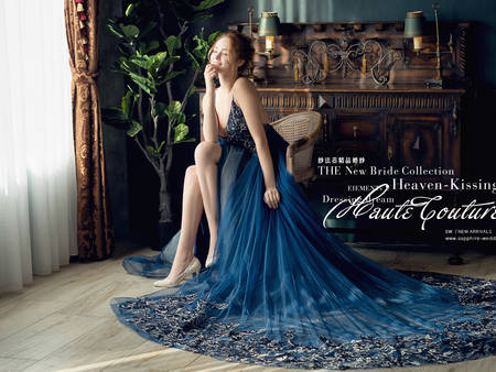 Pantone2020年度流行色為「經典藍」!婚禮就決定充滿這個色調♥♥