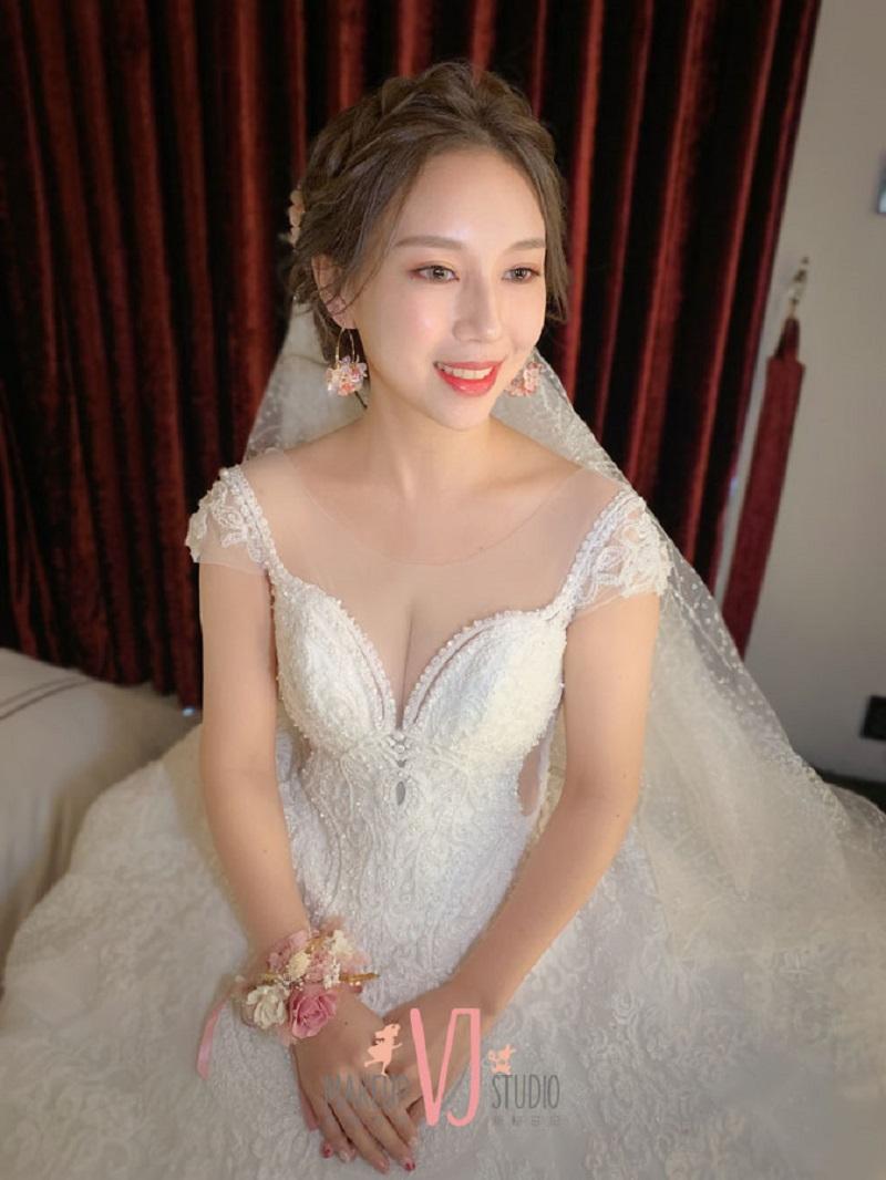 新秘,婚前保養,新娘妝容