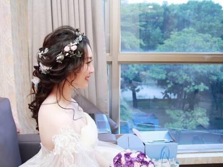 懷孕穿上白紗一樣美!專業新秘教你挑婚紗禮服 顯瘦又能飄仙氣♥