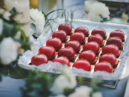 戶外婚禮氣氛最佳助攻!跳脫傳統Candybar框架 獨一無二婚禮茶點登場