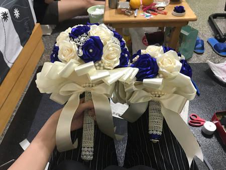 自己的婚禮自己做!捧花界的新寵兒 手作「珠寶捧花」原來這麼簡單