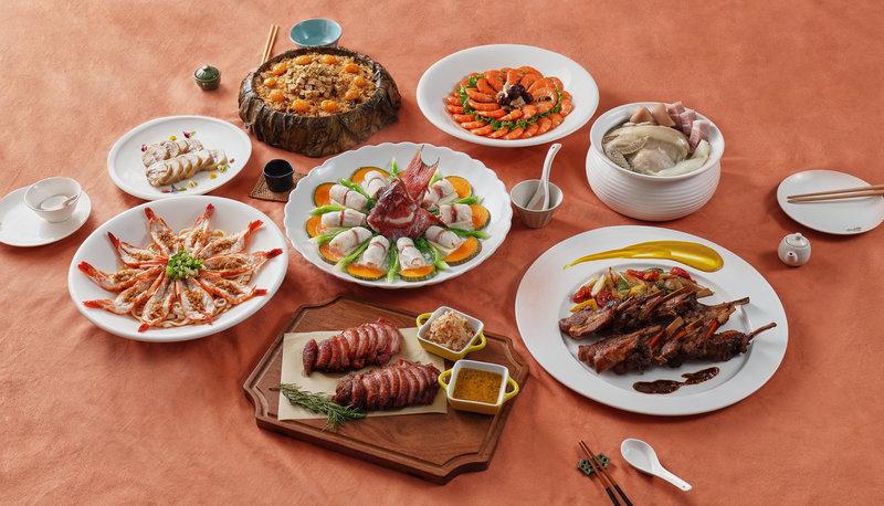 婚宴菜色,佳餚,喜宴