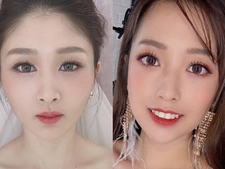 混血妝、日系、韓系妝分不清楚?教妳如何與新秘溝通想要的妝感!