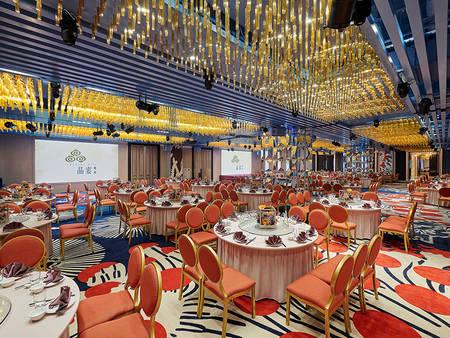 跟上2020年代表色~就選擁有「經典藍Classic Blue」宴會廳宴客吧♥