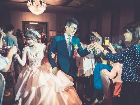 想多一點互動嗎?準備好這二進4大橋段 瞬間炒熱婚禮氣氛