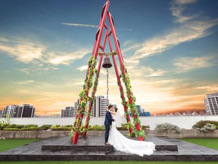 無法出國舉辦海外戶外婚禮?別擔心~3個理由告訴你為何在國內辦最好!