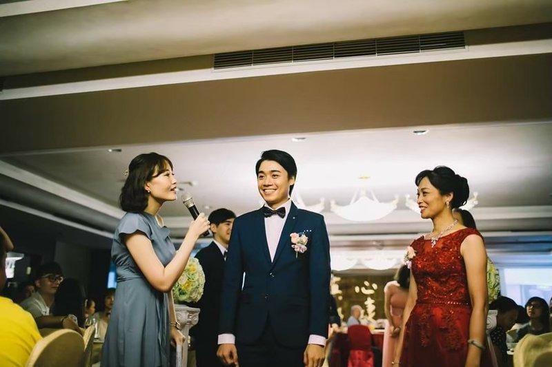 婚禮主持人,婚禮企劃,婚禮周邊