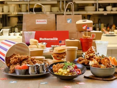宅在家爽吃飯店美食|世界最強炸雞免費外送,99元吃爆圓山國宴還不衝?