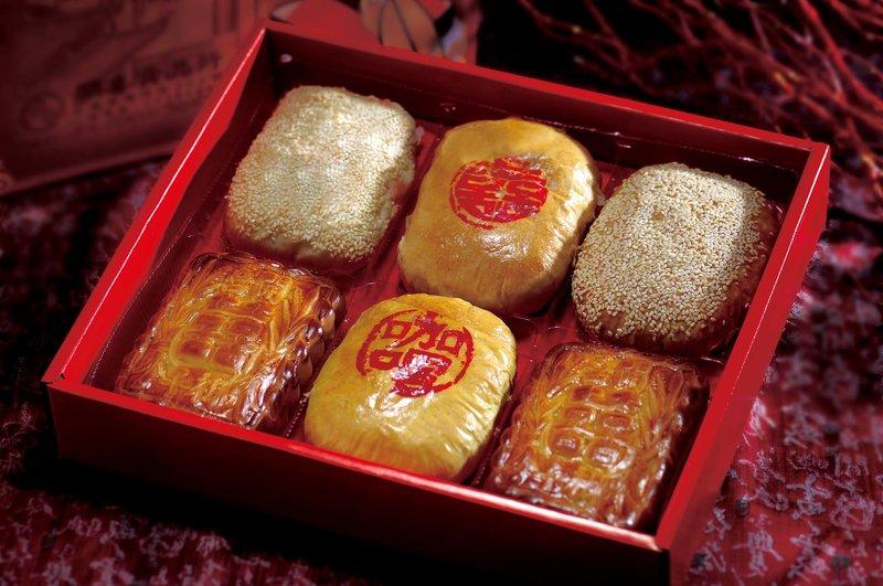喜餅,中式,大餅,懶人包