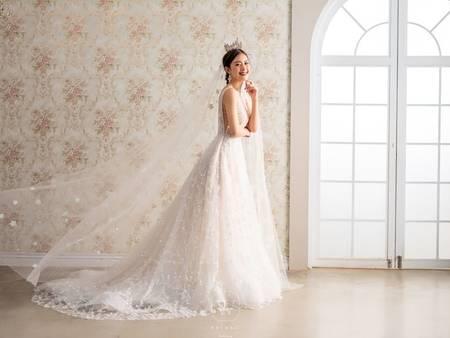 新娘必學!教你用「膚色」正確挑婚紗 輕鬆擁有好氣色♥