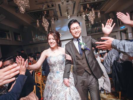 婚禮重頭戲怎麼安排?7種「婚禮進場」方式大公開~
