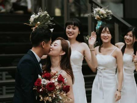 給妳VIP級享受!試菜、找廠商一條龍服務 豪鼎「婚禮時裝週」9月登場