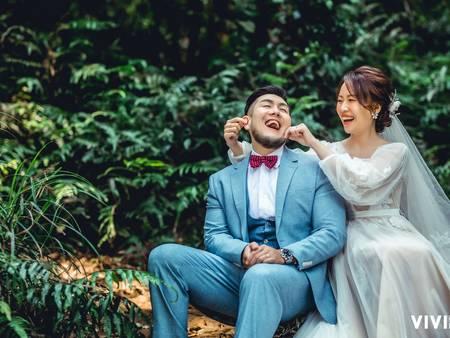永遠看不膩!拍婚紗就選「日常感」婚紗照 完整紀錄愛的視角❤