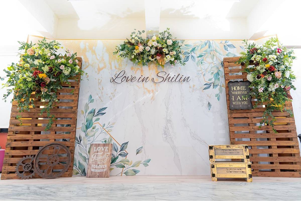 士林,台北戶政事務所,結婚登記,背板