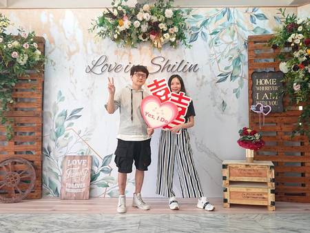 結婚登記就選這!台北市戶政事務所 5大超好拍「背板」大公開