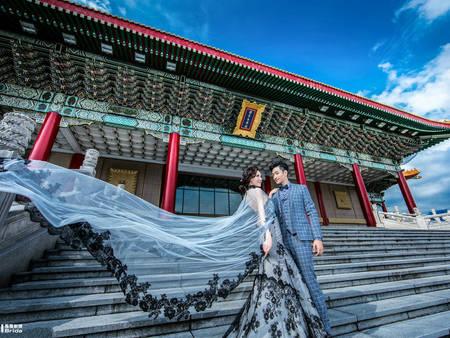 台灣旅拍正夯!探索「台北」婚拍景點 4種風格一次擁有