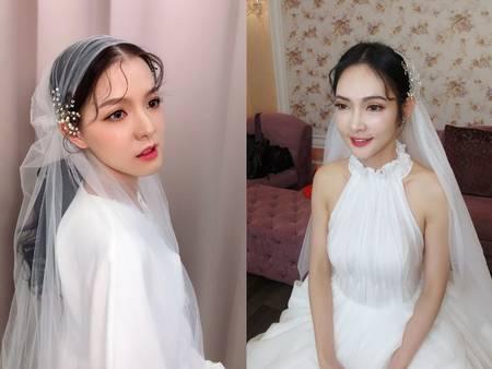 為妳的新娘造型加分!新娘「頭紗」3大挑選重點大公開~