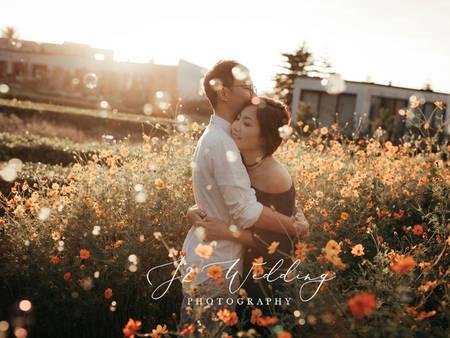 注意事項可以丟掉了!讓拍婚紗成為幸福的一部份|J2 wedding 婚紗攝影工作室專訪