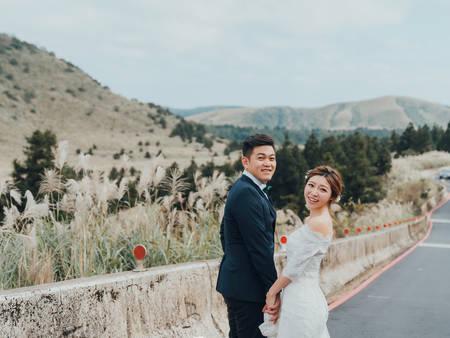 專屬秋天的婚紗照!芒草、楓葉、落羽松秘境 全台6大必拍秋季景點