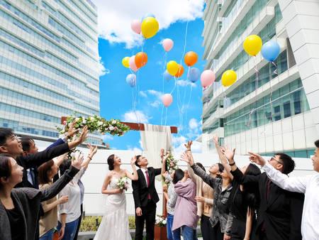 把網美風吹進妳的婚禮!雅悅旗艦館「閃耀小婚禮」11月7日登場