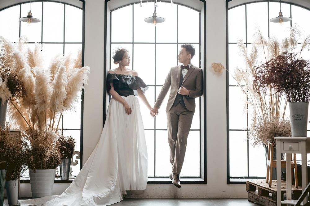 棚拍婚紗,拍婚紗,巷子內攝影棚,婚紗基地