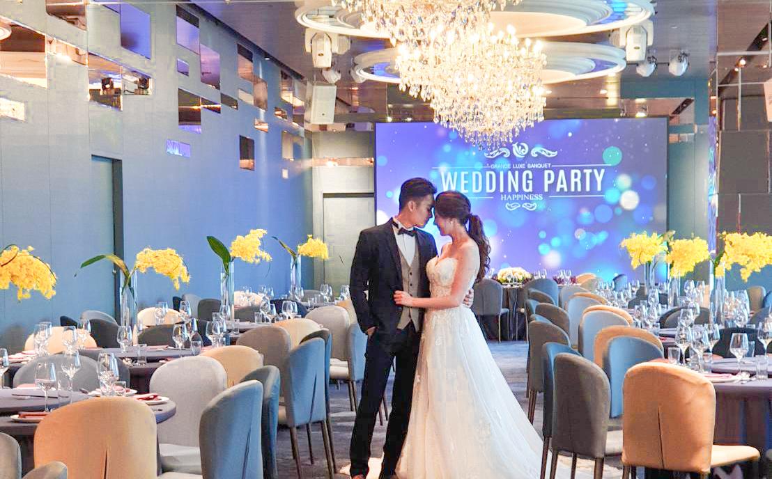 小桌數,婚宴會館,台北小桌數,雅悅