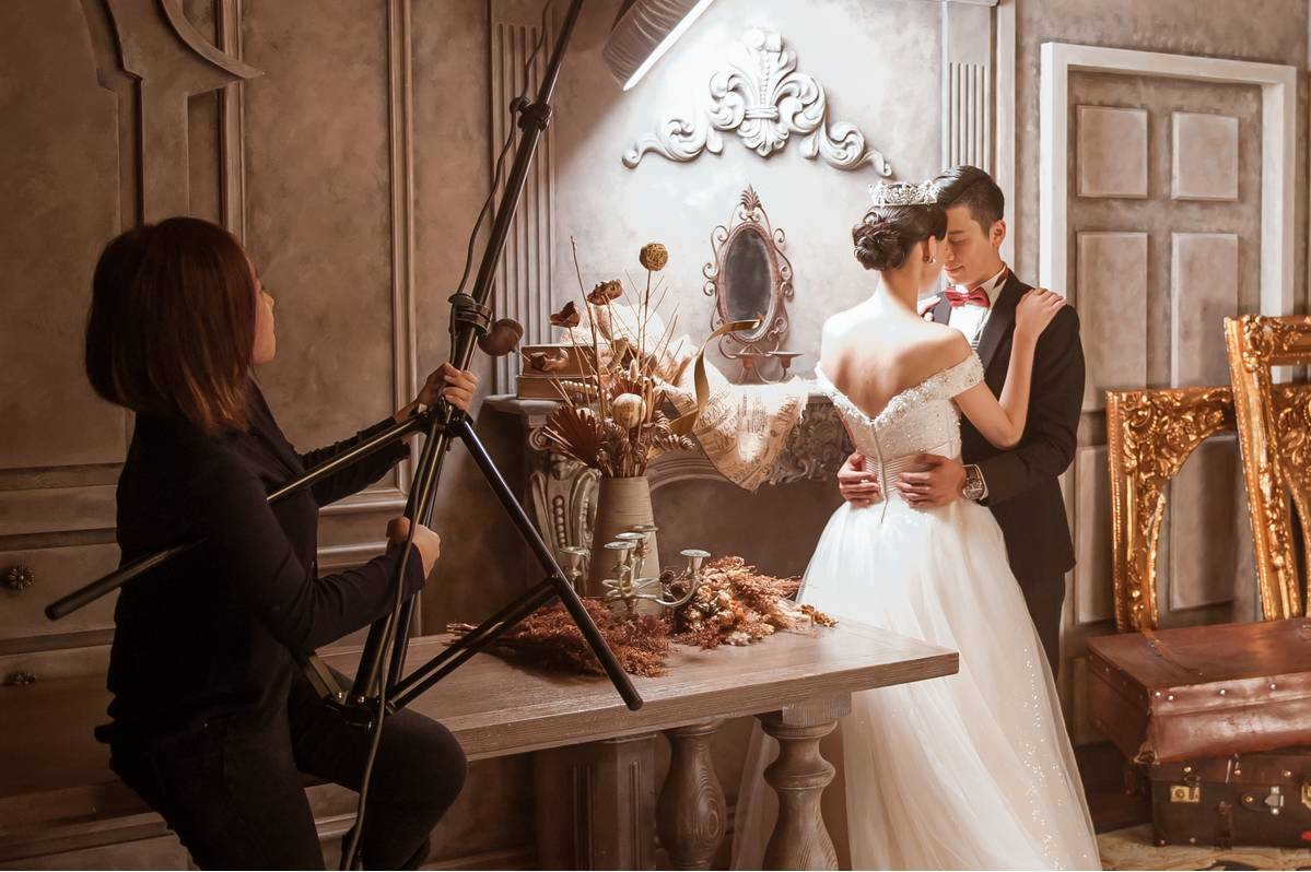 拍婚紗,婚紗照,客製化,婚紗公司