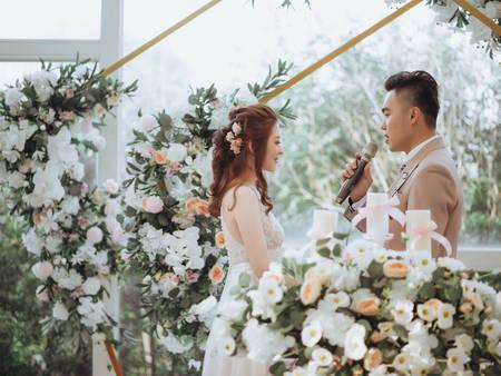 偶像劇都來取景!唯愛庭園「唯愛牌坊」、「歐風證婚堂」 許你一個浪漫的戶外婚禮