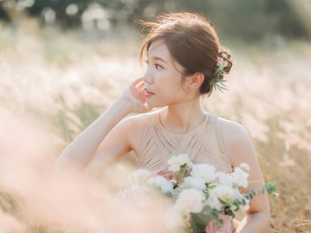 妳,就是主角!融入Fine Art藝術理念 美式風格首選神仙教母|煒煒整體造型團隊Wei's Makeup