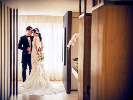 最奢華的體驗!台北君悅酒店「Golden Vow婚禮體驗日」4/16豪華登場