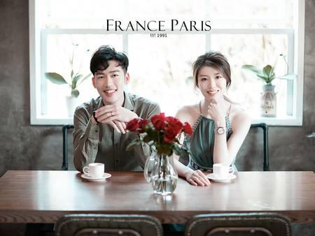 我們什麼風格都Hen會拍!新竹法國巴黎婚紗 5大婚紗攝影風格推薦