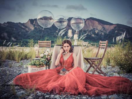 連懶人包都懶得看?歡迎光臨公主新娘的移動城堡!TIFFANY|台中帝芬妮精品婚紗專訪
