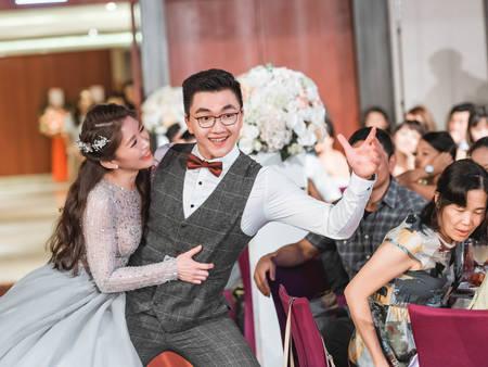 全員劇組出身!我們什麼場地都能拍 為你婚禮而跑的婚錄|奔跑少年影像事務所