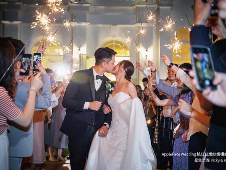 免飛輕井澤!台北就有的童話秘境 「星空之森」落羽松森林婚禮|青青食尚花園會館