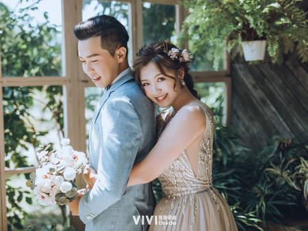 拒絕刷好評!VIVI Bride 薇薇新娘 婚紗攝影 憑什麼拿台北婚紗整體滿意度第1名?