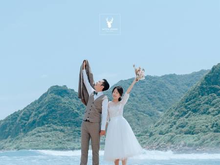 全台婚紗外拍景點大搜查!每到夏天就要去海邊 12處熱門婚拍「海灘」推薦