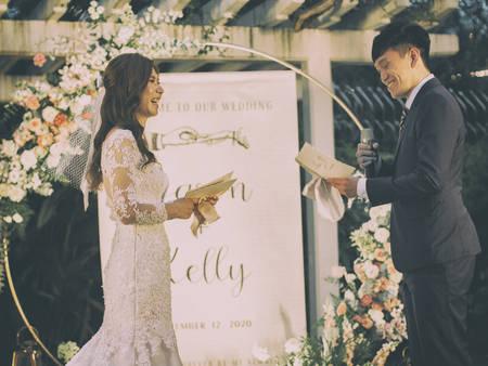 【2021全台精選】35家婚禮佈置推薦 婚禮背板&婚禮道具出租一次打包帶走!