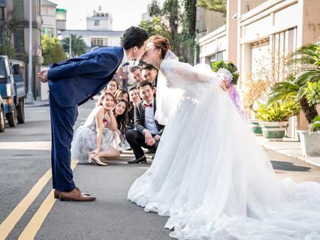 台中婚禮攝影推薦16家-2021年人氣婚攝價格作品一次看(含評價)