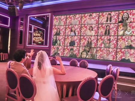 一起Online Party吧!典華x蜷川實花打造最新潮的「線上婚禮」邀請賓客一起徜徉花花世界