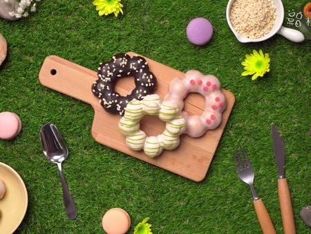 居家防疫DIY甜點推薦!撫慰心靈的療癒甜食 Q軟低卡芙蓉豆腐甜甜圈