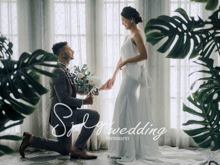 如何選拍照款婚紗?視覺流感5款經典禮服 棚拍婚紗就選它!