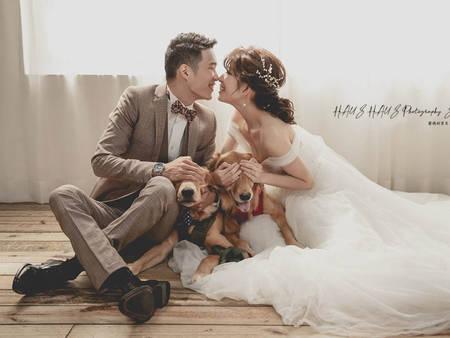 拍婚紗找靈感:寵物、制服、興趣......5大創意婚紗主題 記錄你們最重要的小事 發現好室HAUS HAUS自主攝影