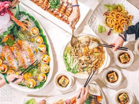 保證吃了還想吃!88號樂章婚宴會館 6大招牌「婚宴菜色」推薦