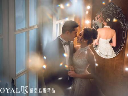 視覺-3公斤不是夢!蘿亞5款法式經典禮服推薦 新娘穿上它360度絕無死角