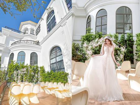 彰化最美類婚紗勝地!唯愛庭園5大超好拍「類婚紗景點」大公開