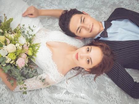 想穿「明星同款禮服」不必破產──高雄聖羅雅婚紗 SANROYAL 讓你婚禮和金獎都榮登紅毯第一美!