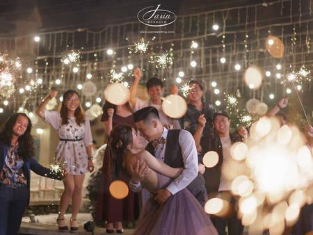 戶外婚禮推薦場地5家 | 讓妳辦婚宴明明在台灣卻像在國外