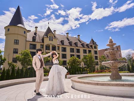 花蓮旅拍超值版!蘿亞結婚精品X瑞穗天合國際觀光酒店 讓妳穿上婚紗度蜜月去